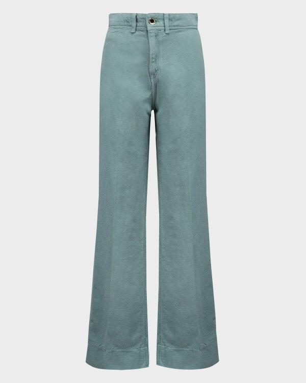 Spodnie Trussardi  56J00143_1T005194_G217 zielony