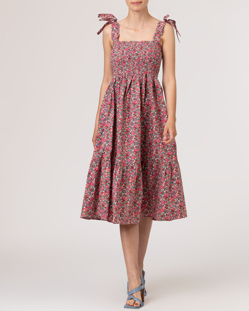 Sukienka Lollys Laundry 21202_3022_FLOWER PRINT różowy - fot:7