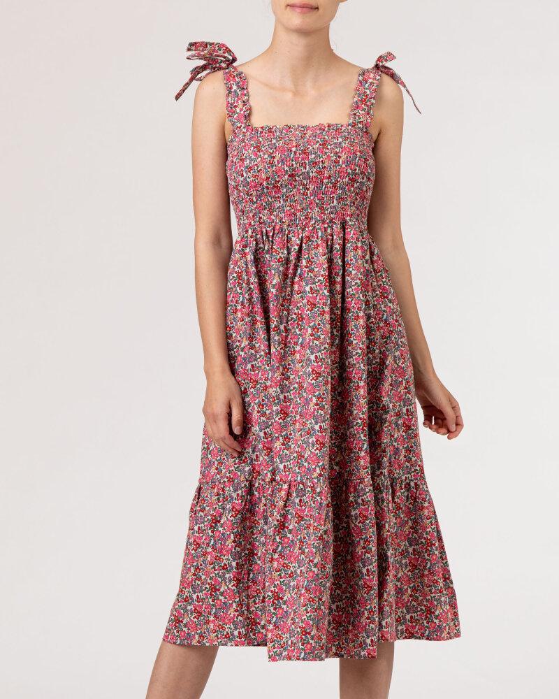 Sukienka Lollys Laundry 21202_3022_FLOWER PRINT różowy - fot:2