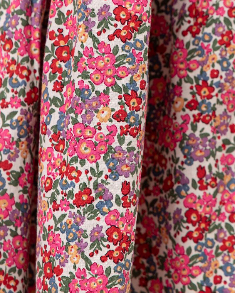 Sukienka Lollys Laundry 21202_3022_FLOWER PRINT różowy - fot:6