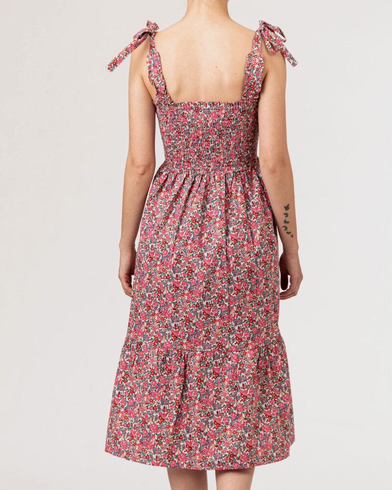 Sukienka Lollys Laundry 21202_3022_FLOWER PRINT różowy - fot:4