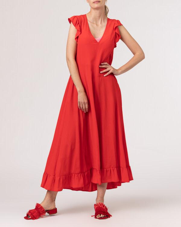 Sukienka Beatrice B 21FE6480TORRE_360 czerwony
