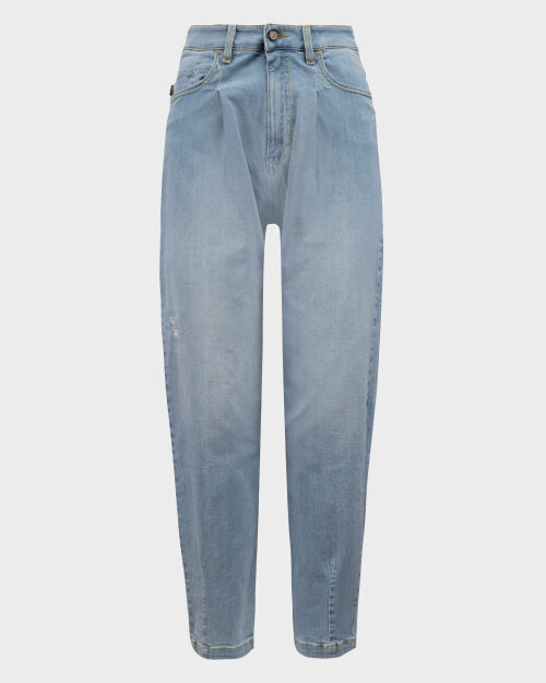 Spodnie Blauer BLDP03298_6015_D147 niebieski