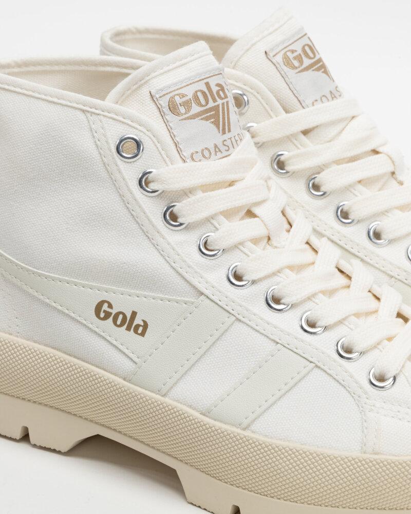 Buty Gola CLB092NW_GOLA COASTER PEAK HI_OFF WHT off white - fot:2