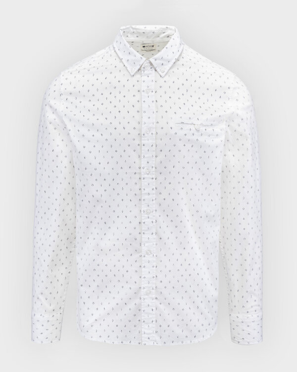 Koszula Mustang 1010804_12001 biały