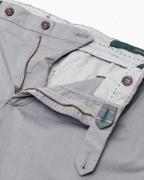 Spodnie Berwich PU07PIEROPF0350X_CONZA jasnoszary