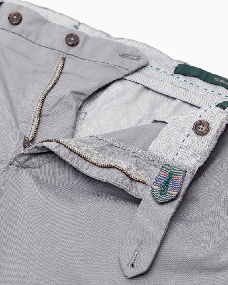 Spodnie Berwich PU07PIEROPF0350X_CONZA jasnoszary - fot:2