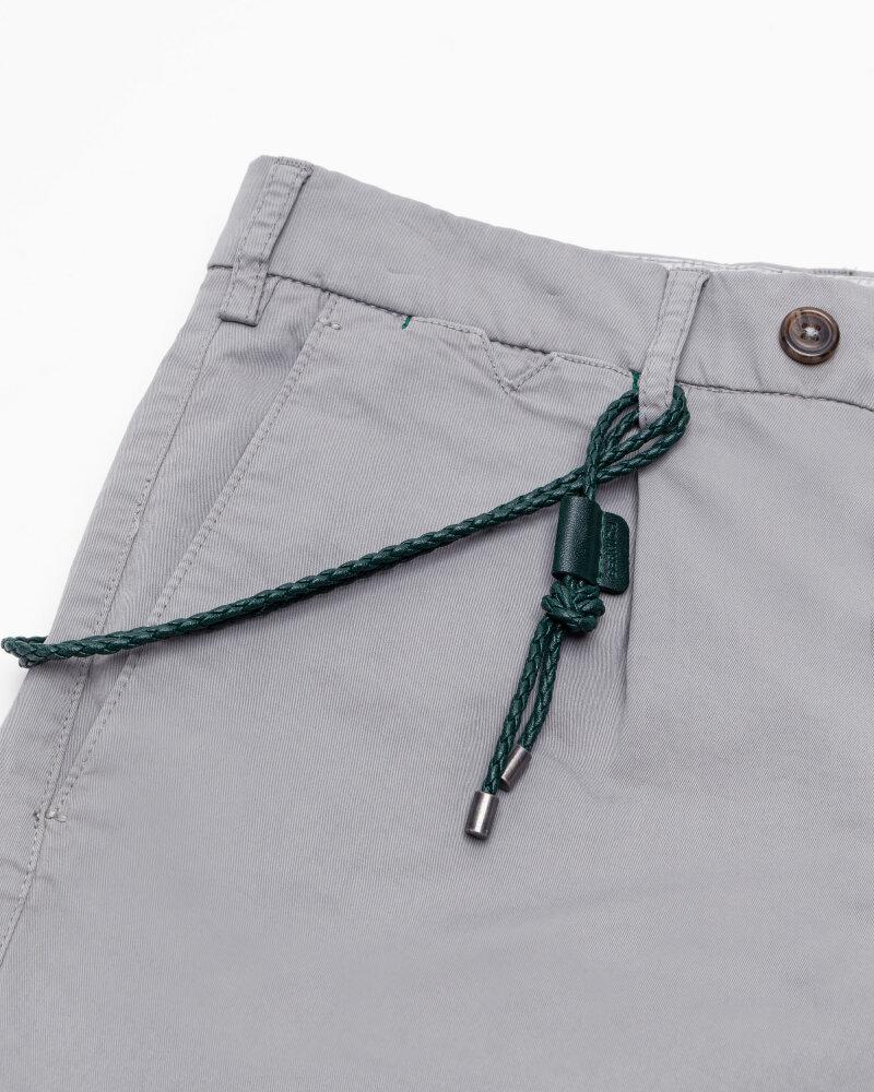 Spodnie Berwich PU07PIEROPF0350X_CONZA jasnoszary - fot:5
