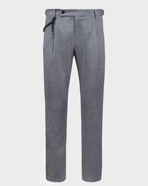 Spodnie Berwich PU07SCMILANOVB101_GREY szary