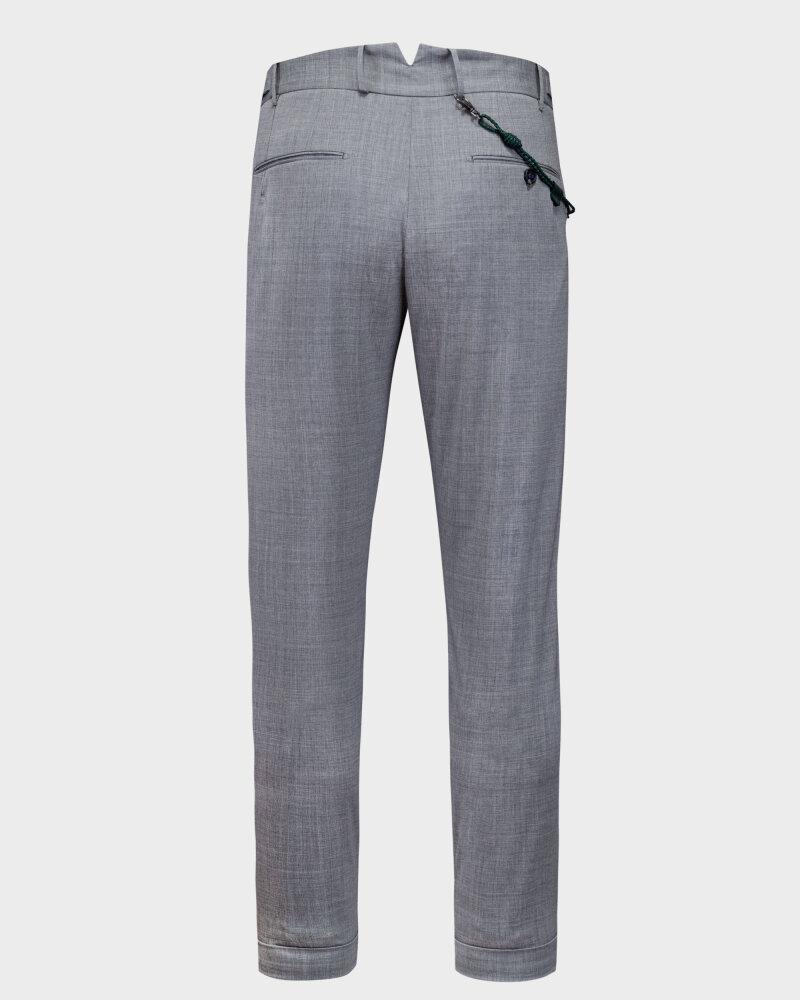 Spodnie Berwich PU07SCMILANOVB101_GREY szary - fot:3