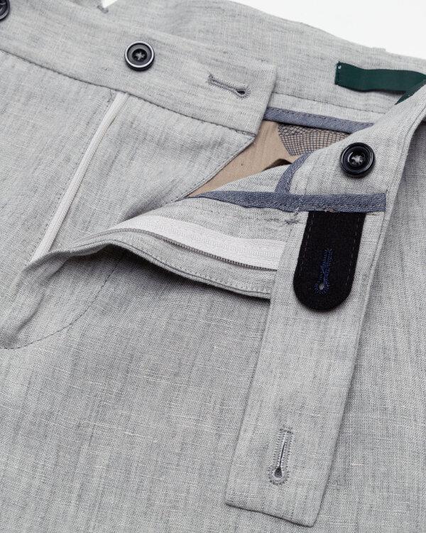 Spodnie Berwich PU07RETROLONGLM104_LIGHT GREY jasnoszary