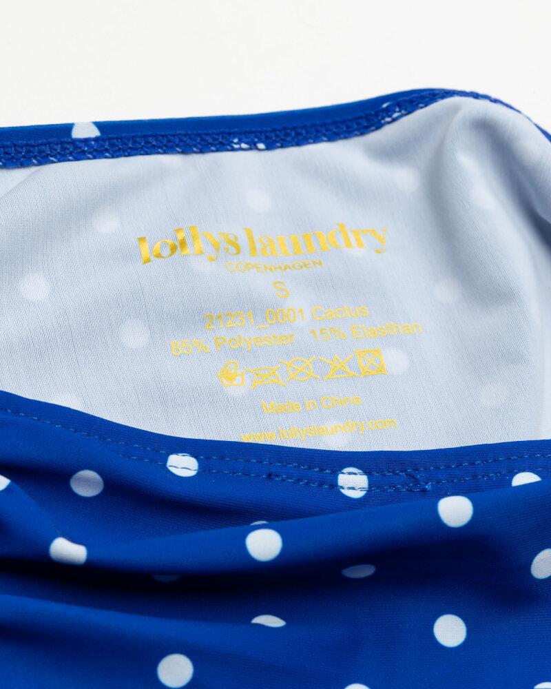 Bikini Lollys Laundry 21231_0001_NEON BLUE niebieski - fot:7