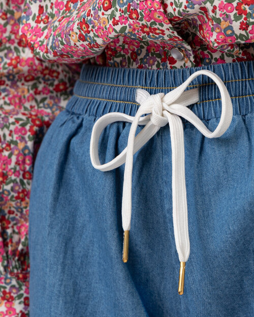 Szorty Lollys Laundry 21226_5010_BLUE niebieski