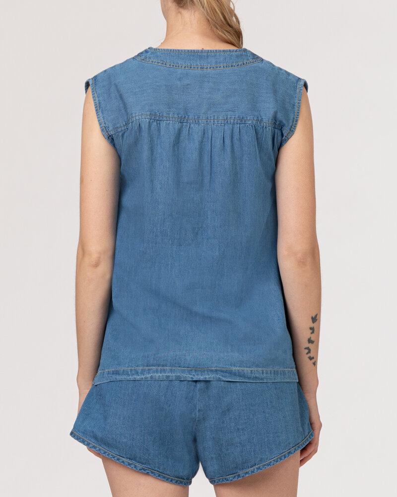 Bluzka Lollys Laundry 21226_2005_BLUE niebieski - fot:4