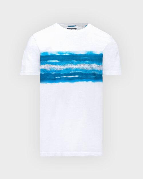 T-Shirt Pierre Cardin 11273_52630_1000 biały