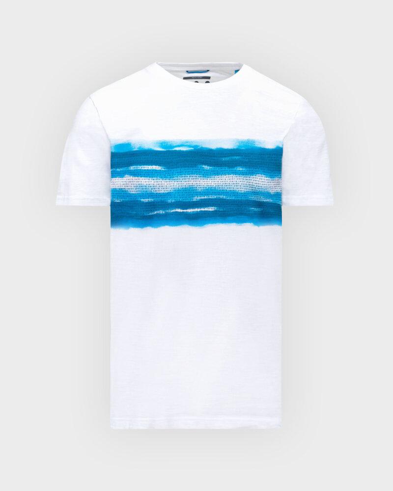T-Shirt Pierre Cardin 11273_52630_1000 biały - fot:1