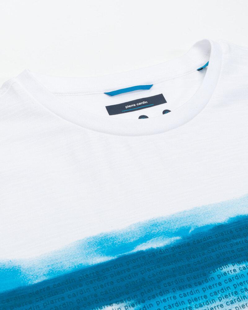 T-Shirt Pierre Cardin 11273_52630_1000 biały - fot:2
