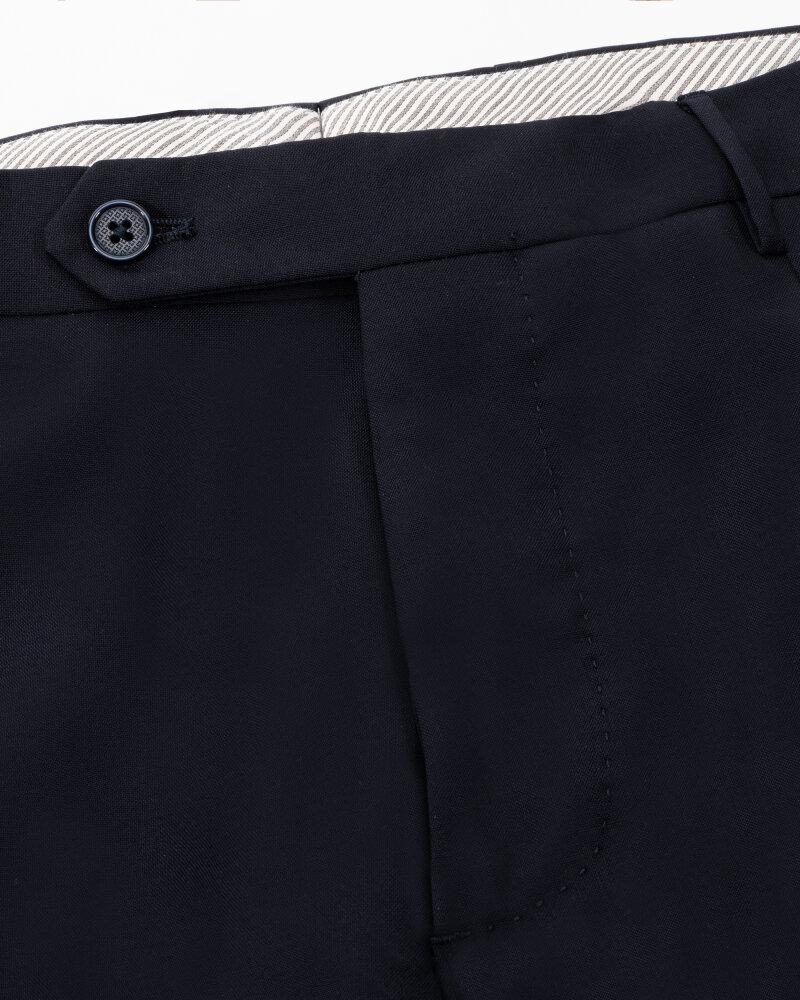 Spodnie Berwich PU07SCMILANOVB101_NAVY granatowy - fot:3