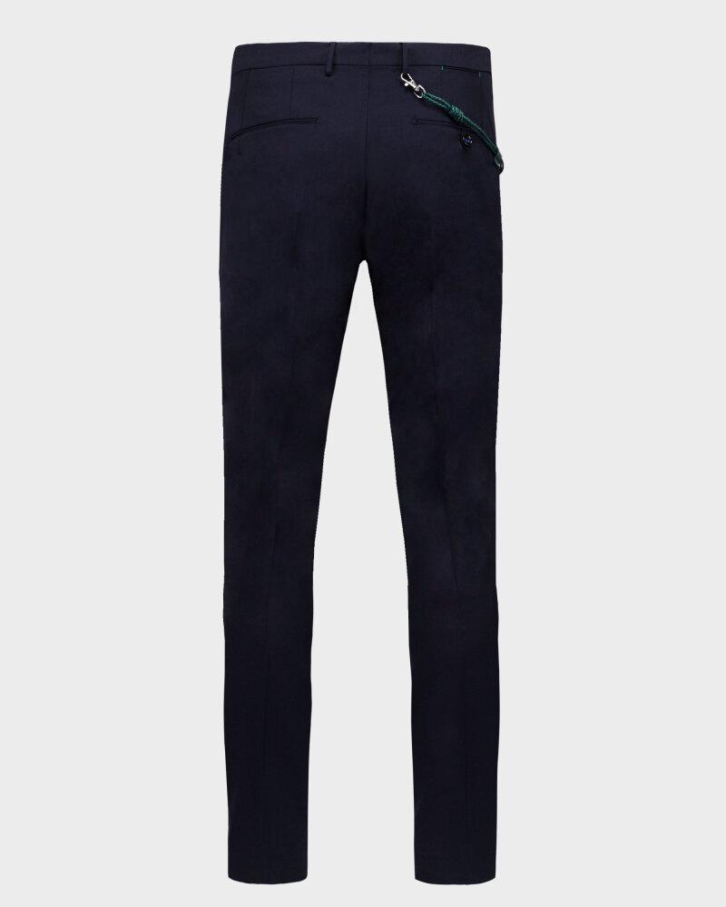 Spodnie Berwich PU07SCMILANOVB101_NAVY granatowy - fot:5