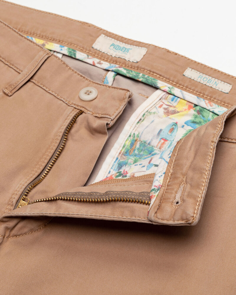 Spodnie Pioneer Authentic Jeans 03923_01440_23 camelowy - fot:2