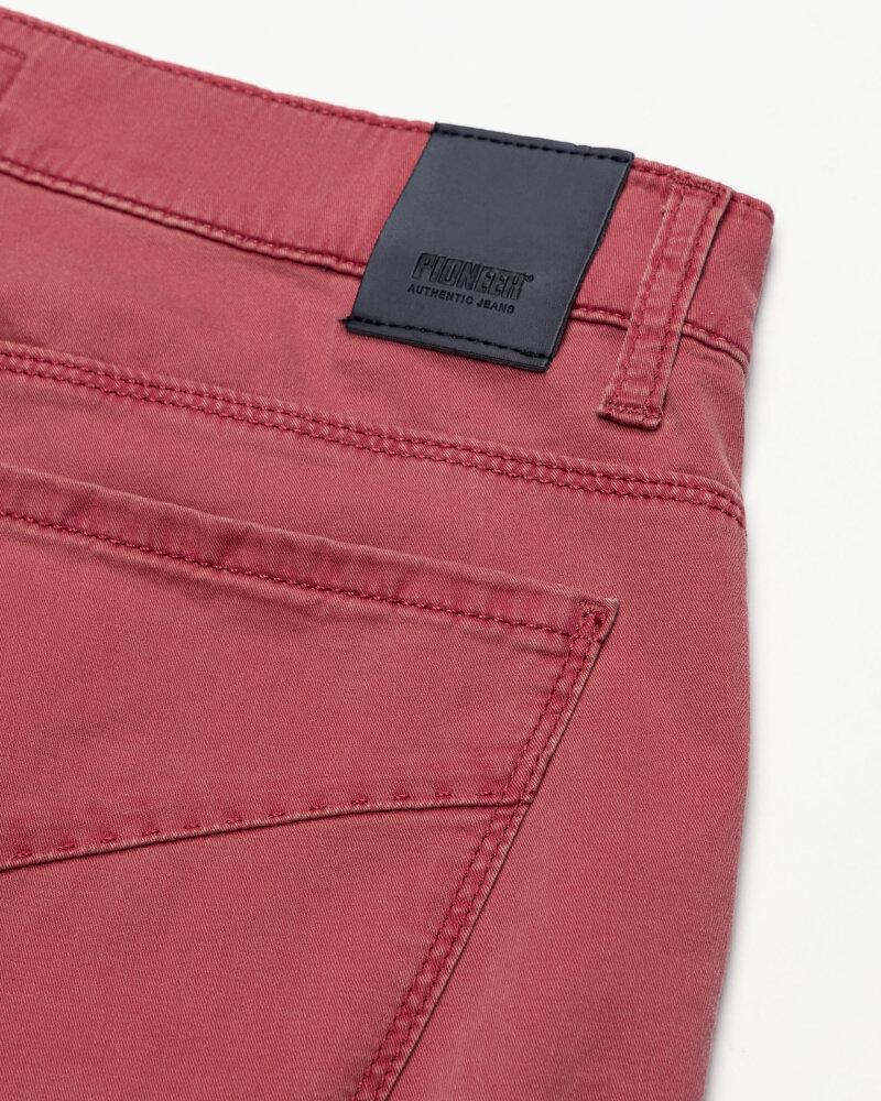 Spodnie Pioneer Authentic Jeans 03923_01615_914 czerwony - fot:5