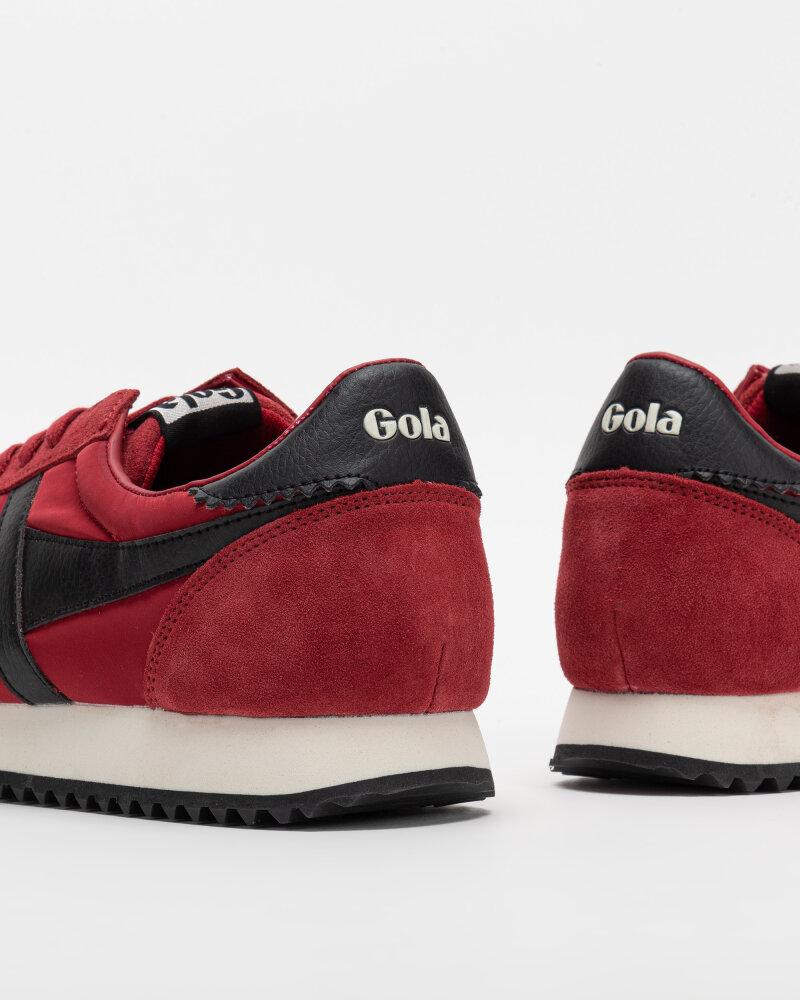 Buty Gola CMB108EW_GOLA BOSTON 78_DEEP RED/BLACK czerwony - fot:3