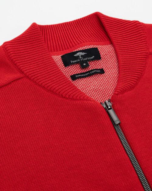 Sweter Fynch-Hatton 1121204_336 czerwony