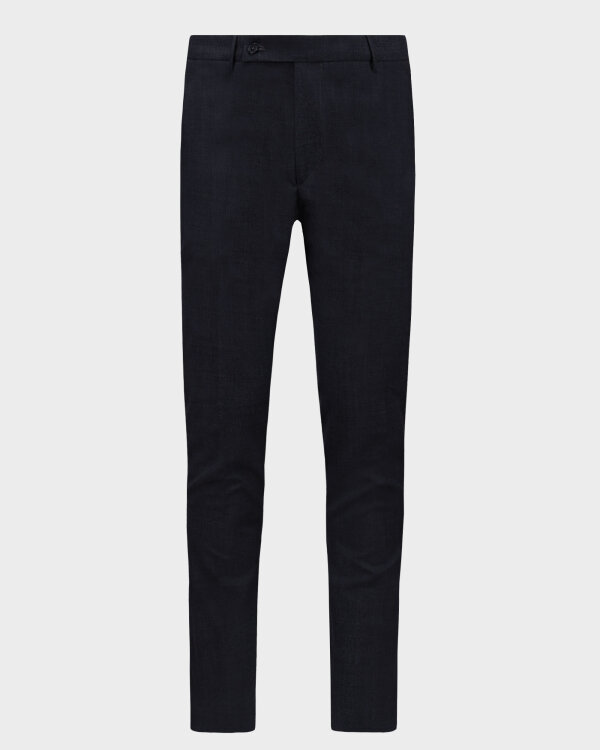 Spodnie Berwich PU07MORELLOVB101_DKGREY ciemnoszary