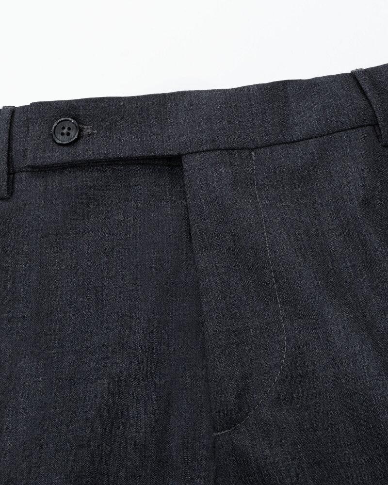 Spodnie Berwich PU07MORELLOVB101_DKGREY ciemnoszary - fot:3