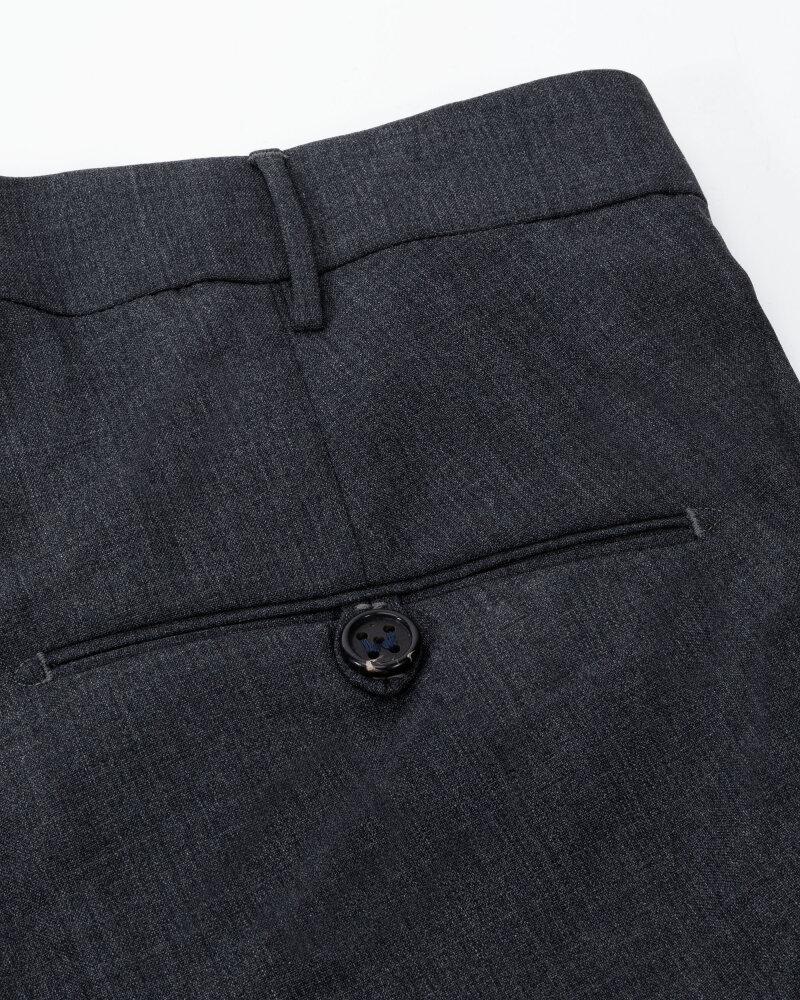 Spodnie Berwich PU07MORELLOVB101_DKGREY ciemnoszary - fot:4