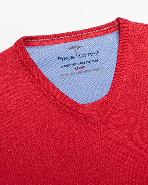 Sweter Fynch-Hatton 1121211_311 czerwony