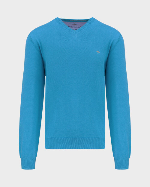 Sweter Fynch-Hatton 1121211_628 niebieski