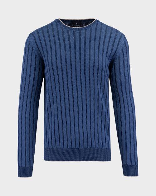 Sweter Navigare NV0023830354_354 niebieski