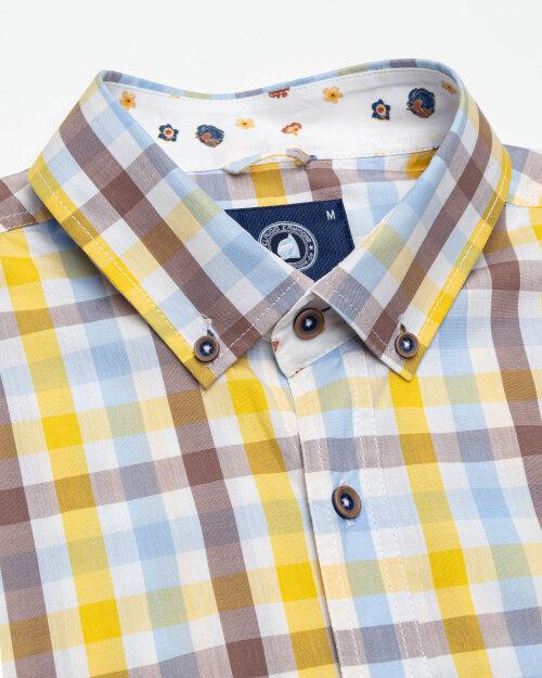 Koszula Campione 1708224_111230_83121 żółty