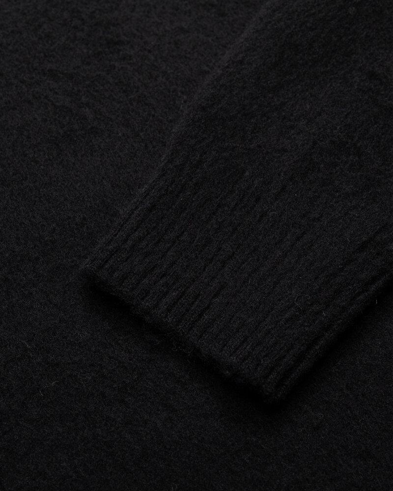 Sweter Dondup UT103_M00807U_999 czarny - fot:3
