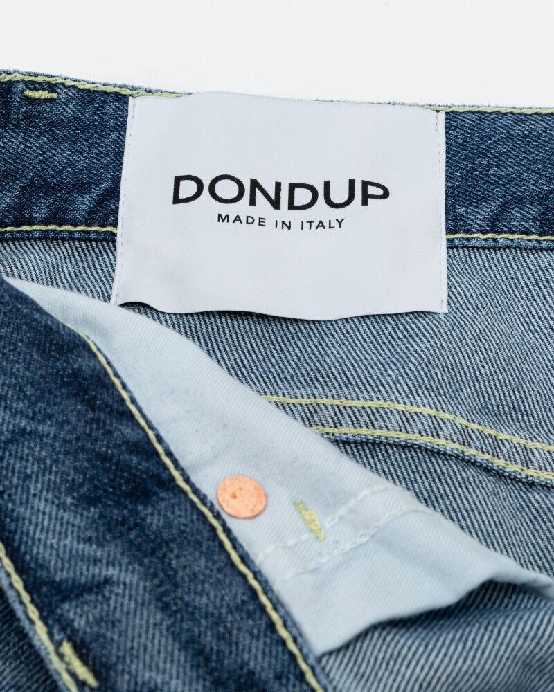Spodnie Dondup UP168_DF0239U_800 niebieski - fot:3