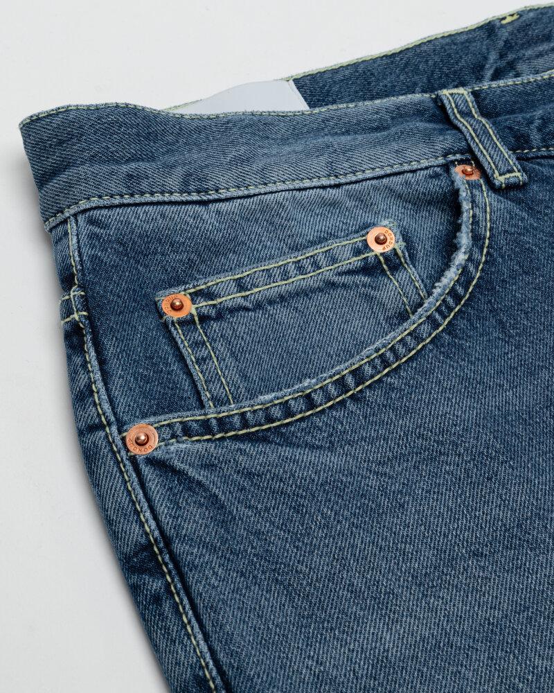 Spodnie Dondup UP168_DF0239U_800 niebieski - fot:4