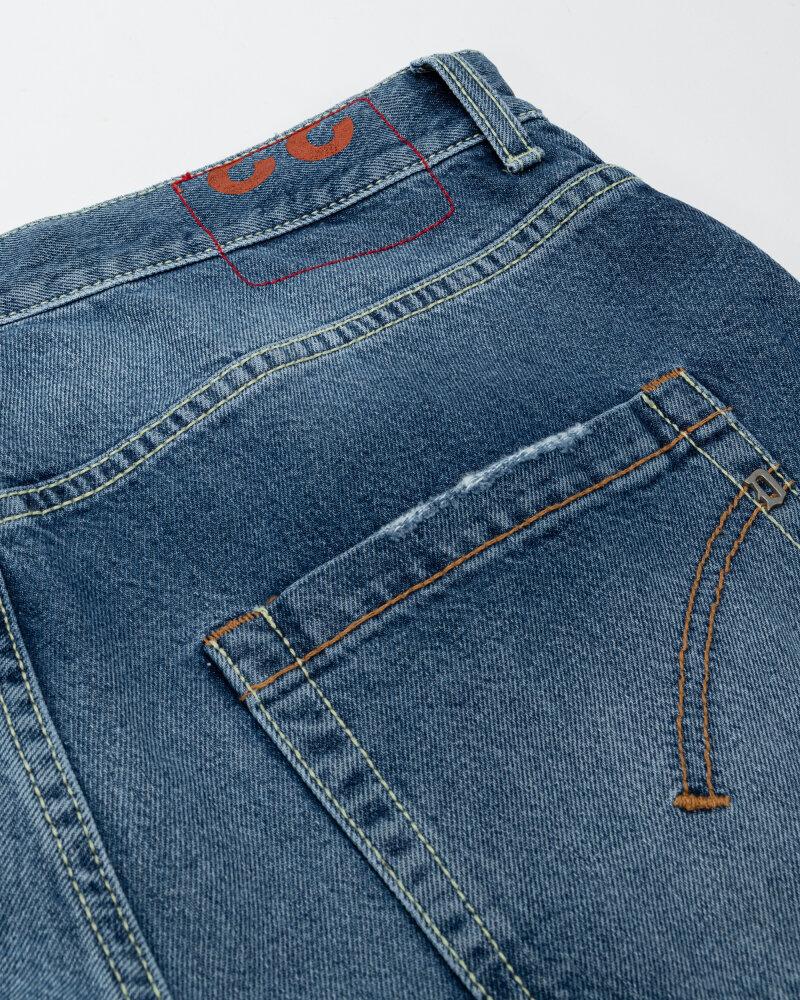 Spodnie Dondup UP168_DF0239U_800 niebieski - fot:5