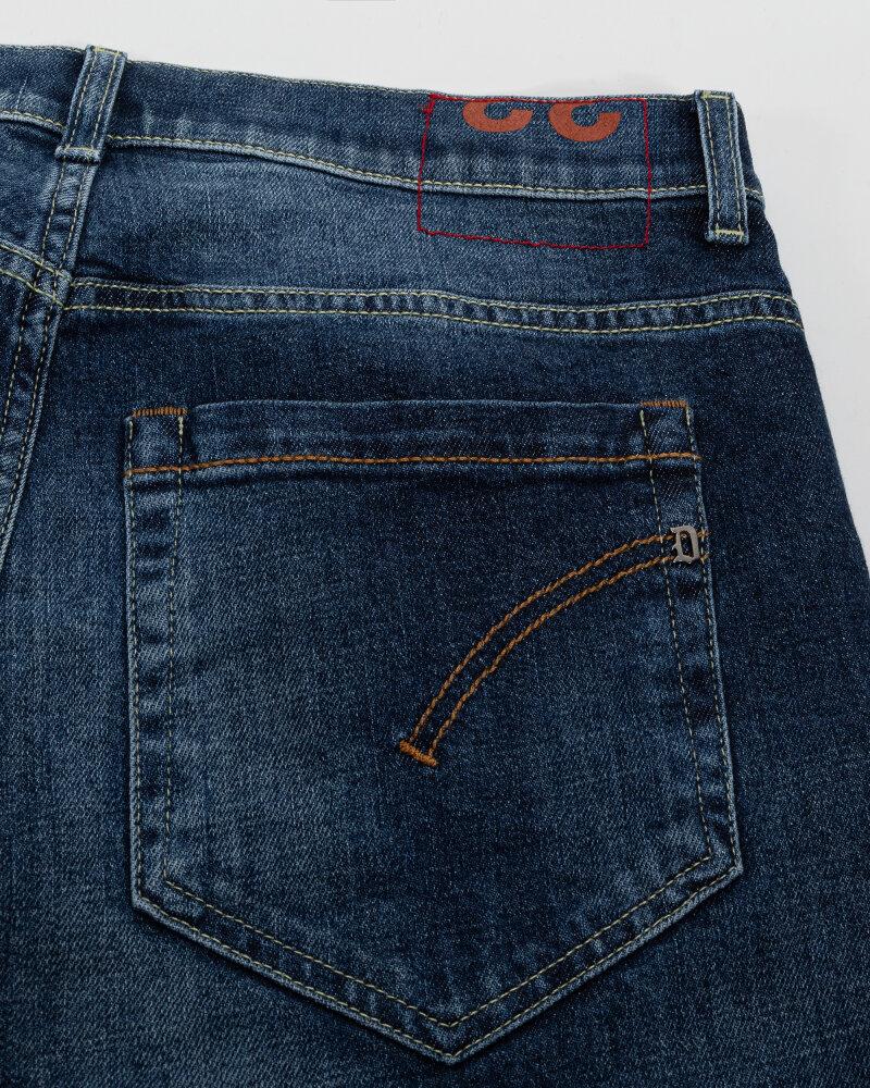 Spodnie Dondup UP232_DS0307U_800 niebieski - fot:3