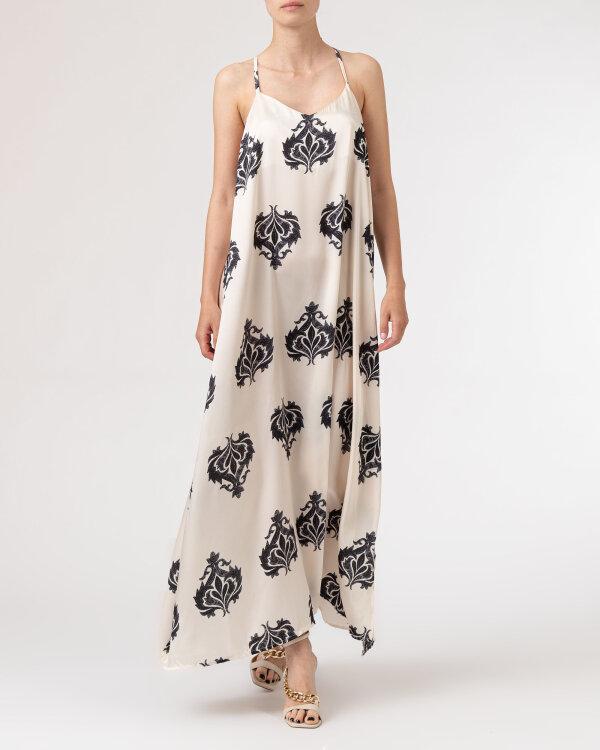 Sukienka Le Journal Coco 11DSU8468B_BEZ beżowy