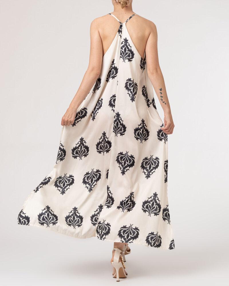 Sukienka Le Journal Coco 11DSU8468B_BEZ beżowy - fot:4