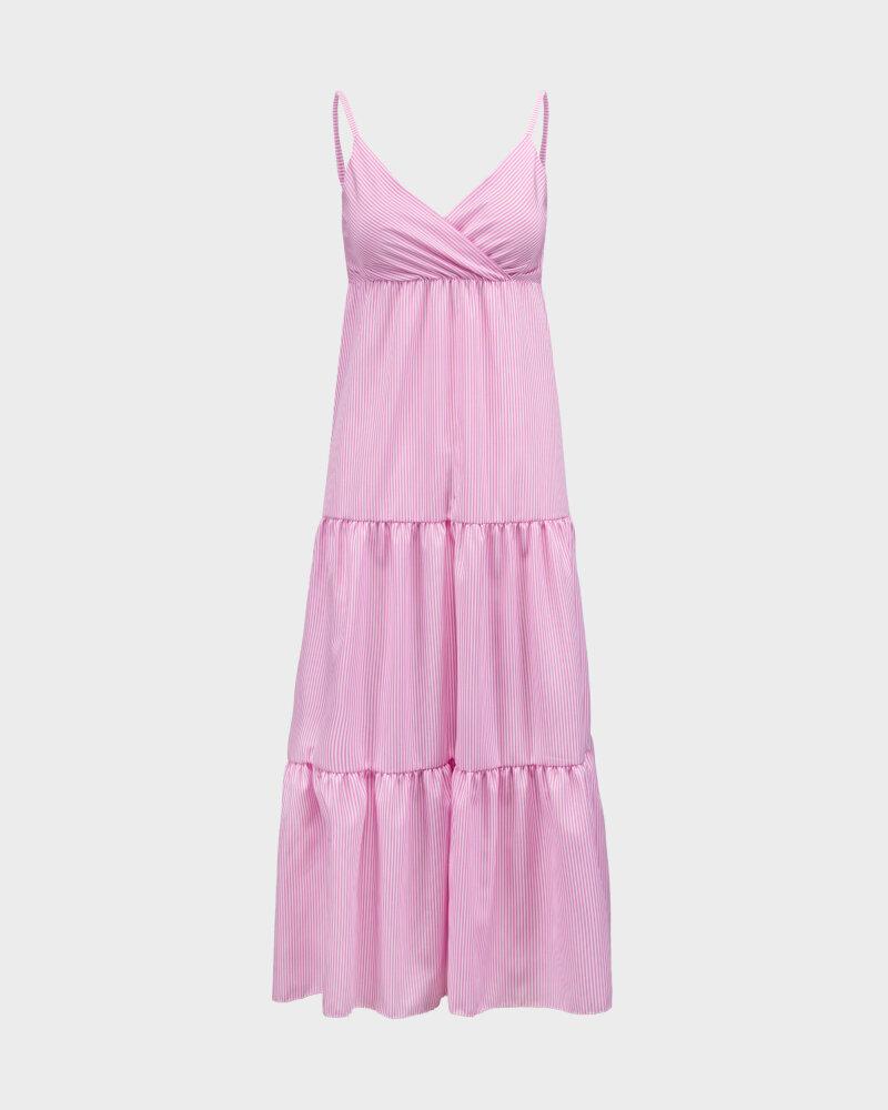 Sukienka Le Journal Coco 11DSU8468B_ROZ różowy - fot:1