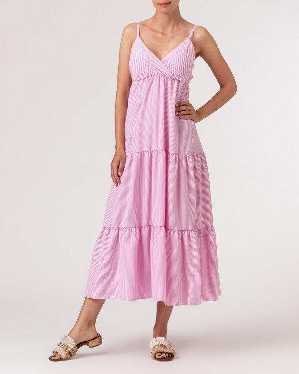 Sukienka Le Journal Coco 11DSU8468B_ROZ różowy