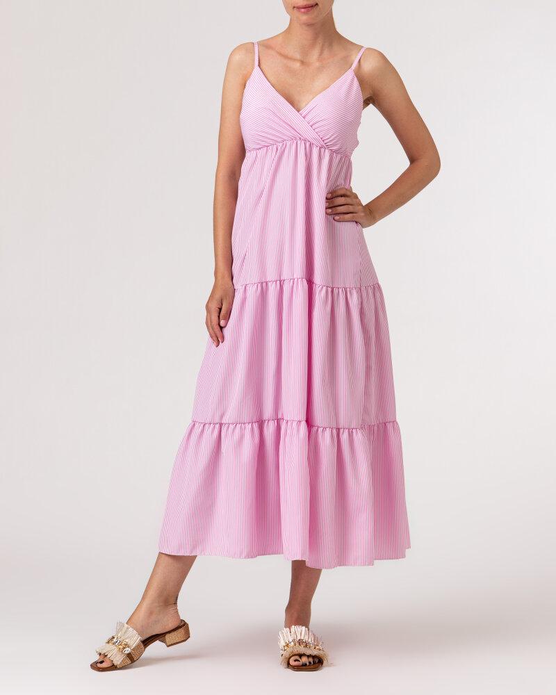 Sukienka Le Journal Coco 11DSU8468B_ROZ różowy - fot:2