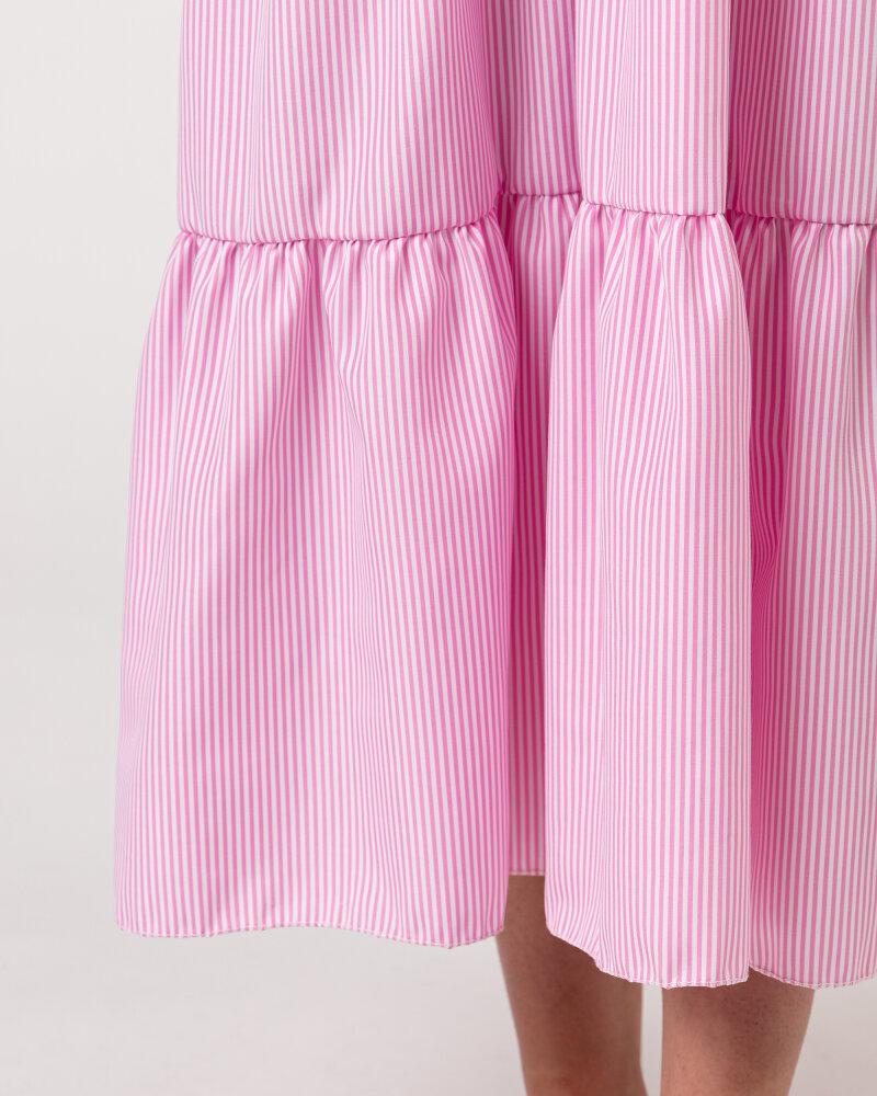 Sukienka Le Journal Coco 11DSU8468B_ROZ różowy - fot:4