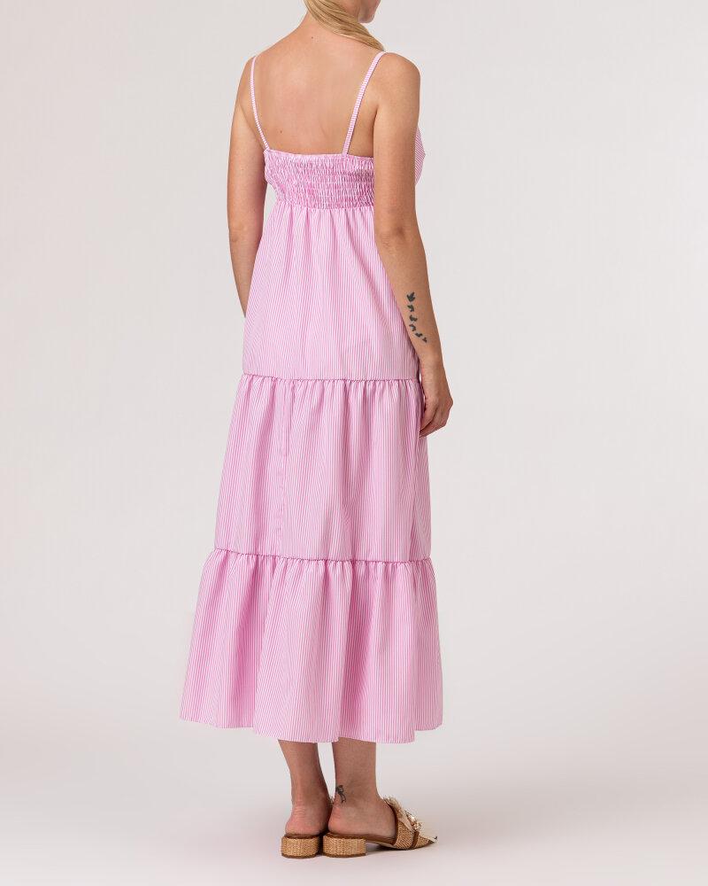 Sukienka Le Journal Coco 11DSU8468B_ROZ różowy - fot:5