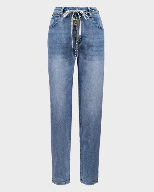 Spodnie Le Journal Coco 11RS7200_JEANS niebieski