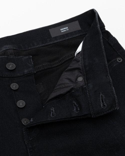 Spodnie Dondup UP232_DSE249U_999 czarny