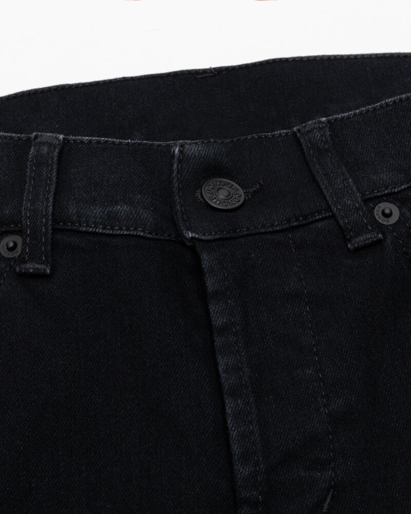 Spodnie Dondup UP232_DSE249U_999 czarny - fot:4
