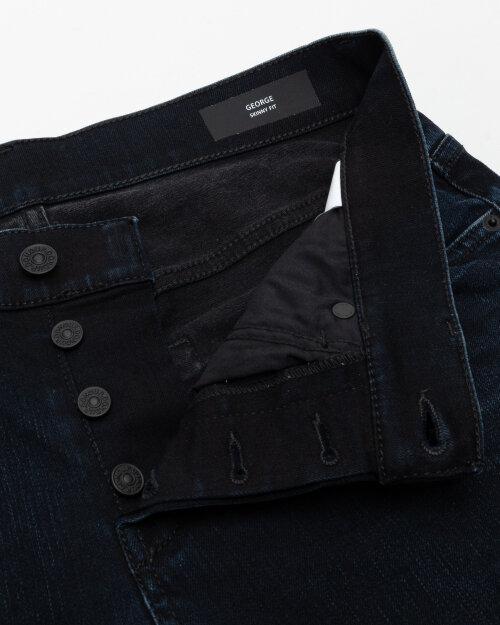Spodnie Dondup UP232_DSE308U_899 granatowy